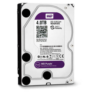 Disco Duro WD Purple 4TB para DVR - APE-Plazas