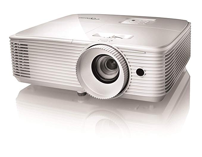 PROYECTOR OPTOMA FULL HD DLP/5000L/15,000:1/2 HDMI - APE-Plazas