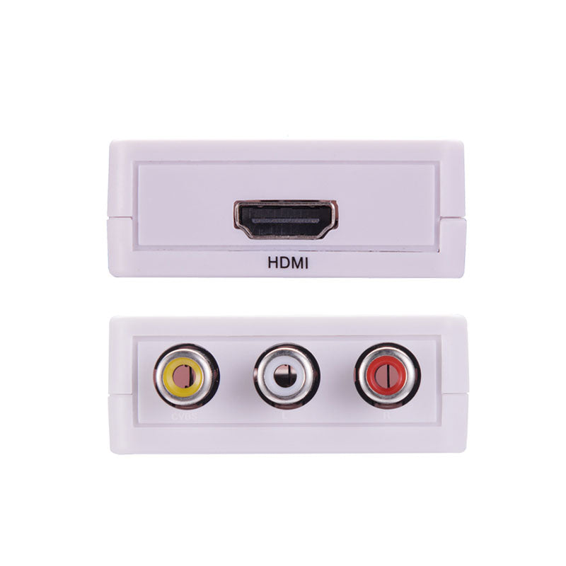 Convertidor Hdmi A RCA Av Audio Video