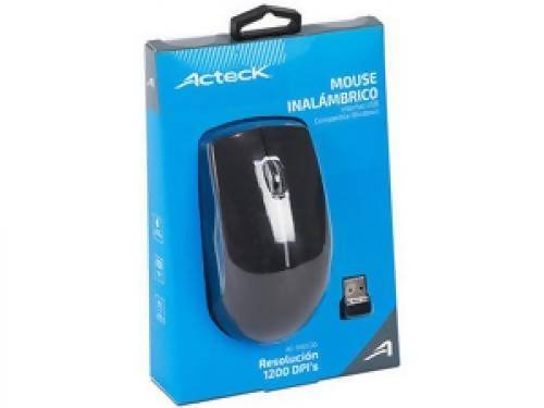 Copy of MOUSE INALAMBRICO ACTECK - APE-Plazas