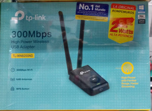 TP-LINK ADAPTADOR DE RED USN TL-WN8200ND - APE-Plazas