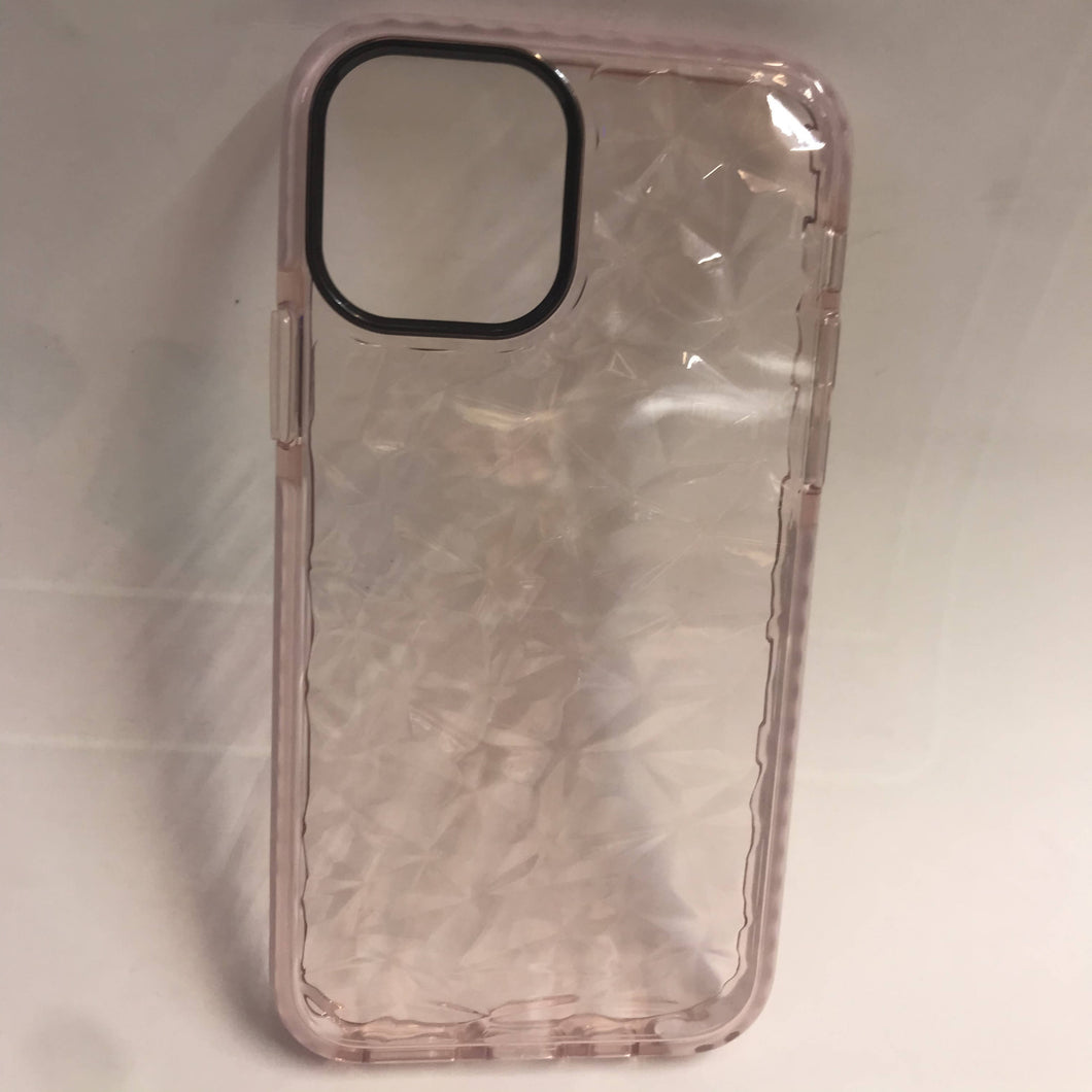 Case iPhone 11, relieve cristalizado - APE-Plazas