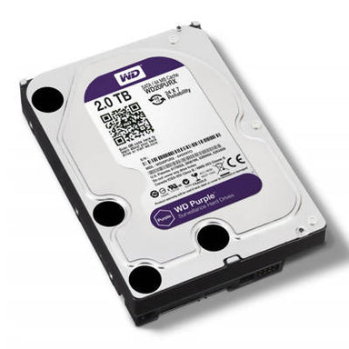 Disco Duro WD Purple 2TB para DVR - APE-Plazas