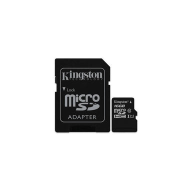 MEMORIA MICRO SD 64GB KINGSTON - APE-Plazas