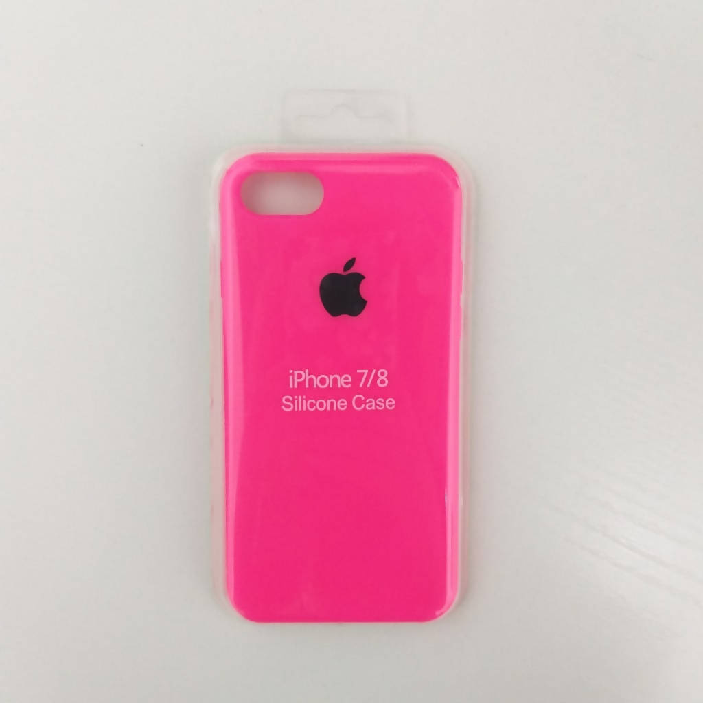 Funda Silicon Iphone 7/8 - APE-Plazas