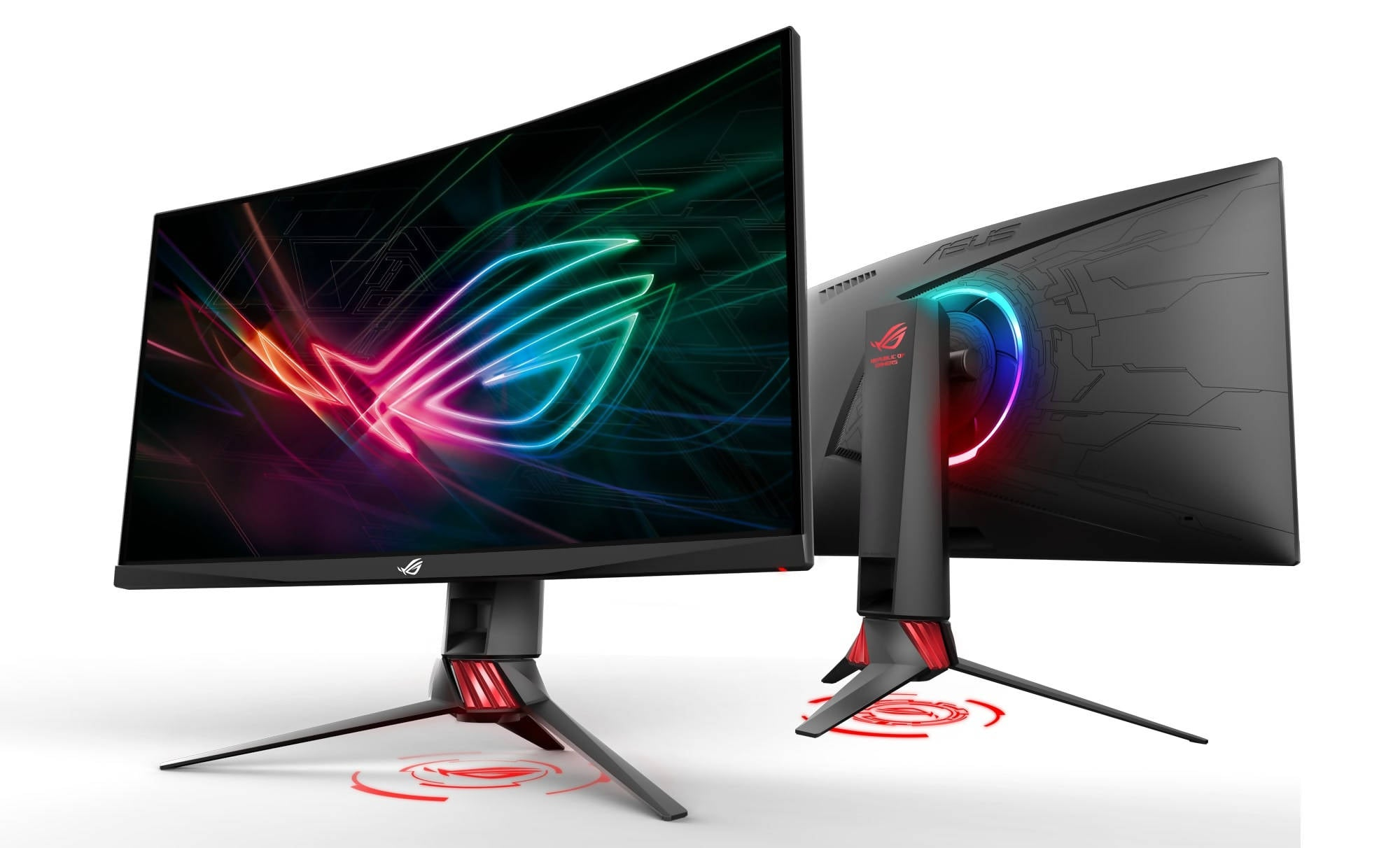 Monitor Curvo Asus ROG Strix XG27VQ Full HD, 144Hz, 1ms, FreeSync™ - APE-Plazas