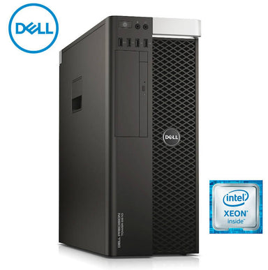 Workstation Dell Precision T5810 - Intel Xeon E5-1607 V3 3.10 GHz – 32GB – 2TB – Nvidia Quadro K420 – Windows 10 Pro 64-bit - APE-Plazas
