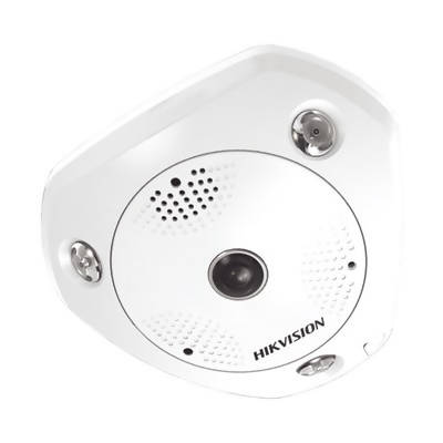 Hikvision Cámara Fisheye IP 3 Mp - APE-Plazas