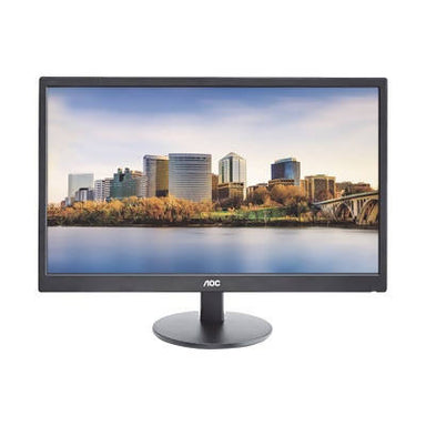 "AOC Monitor LED de 24"" - APE-Plazas"