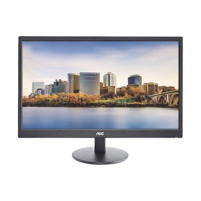 "Monitor LED AOC  de 24"" - APE-Plazas"