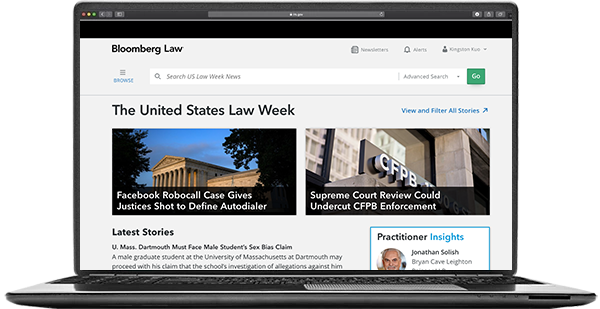 The United States Law Week