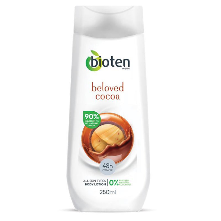 Bioten Body Lotion Beloved Cocoa 250ml | Live Healthy Store HK - Bioten / Personal Care