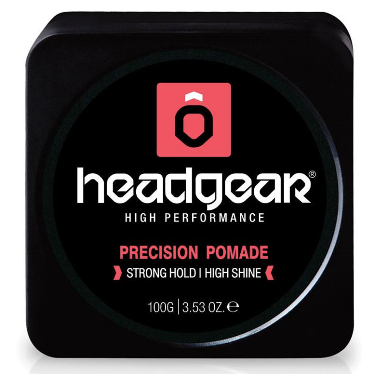 Headgear Precision Pomade Styler 100g | Live Healthy Store HK - Headgear / Personal Care