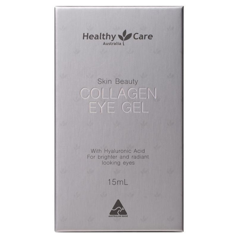 Healthy Care Collagen Eye Gel 15ml | Live Healthy Store HK - Healthy Care / Health