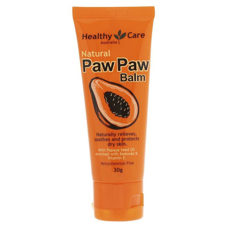 Healthy Care Paw Paw Balm 30g | Live Healthy Store HK - Healthy Care / Health