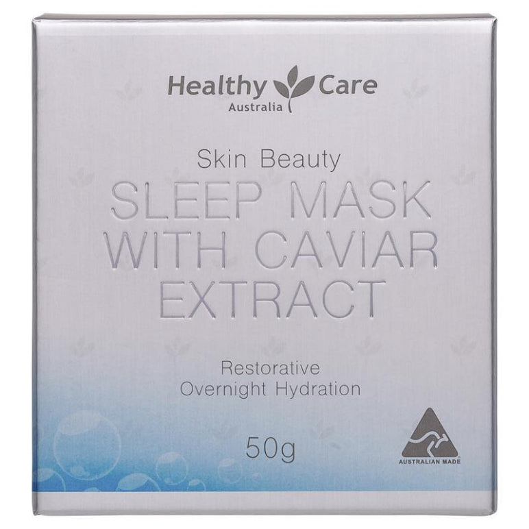 Healthy Care Sleep Mask with Caviar Extract 50g