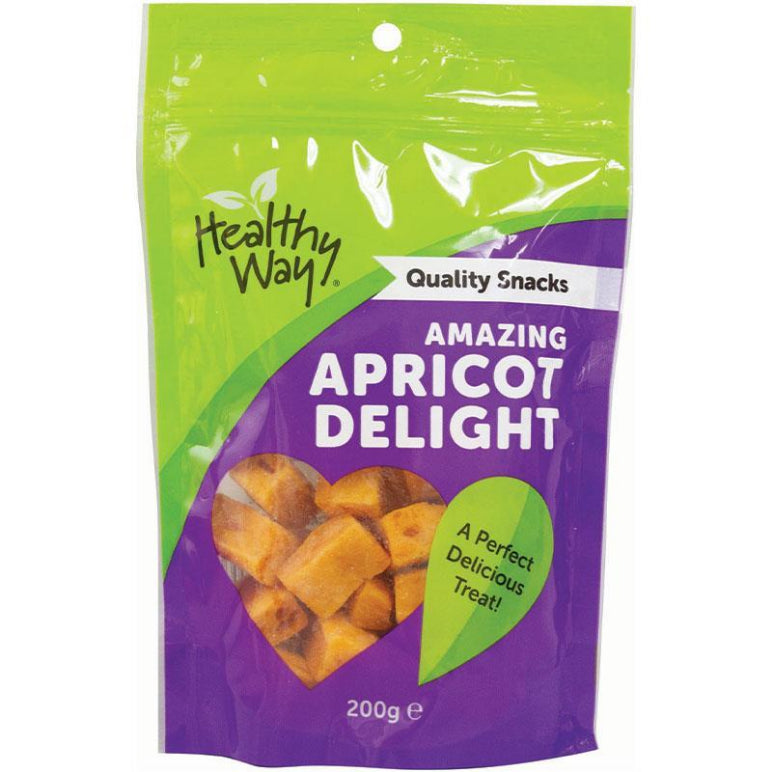 Healthy Way Amazing Apricot Delight 200g | Live Healthy Store HK - Healthy Way / Health