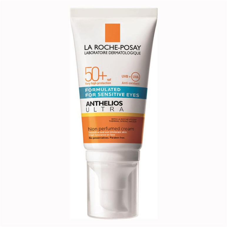 La Roche-Posay Anthelios ULTRA SPF50+ Face Sunscreen For Dry Skin 50ml | Live Healthy Store HK - La Roche-Posay / Beauty