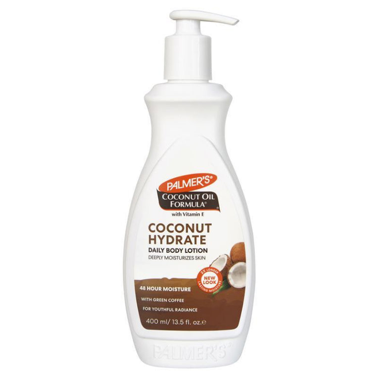Palmers Coconut Oil Formula Body Lotion 400ml | Live Healthy Store HK - Palmer's / Beauty