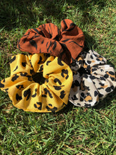 Load image into Gallery viewer, Animal Print Scrunchies