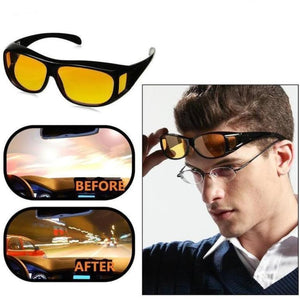 Clear Night- Night Vision Glasses
