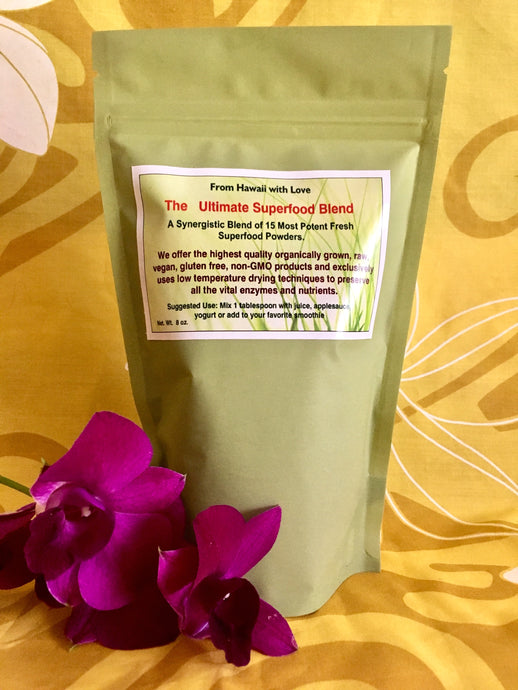 The Ultimate Superfood Blend (Organic)