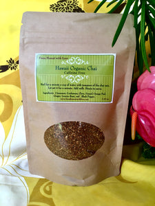 Chai Herbal Tea - Organic & Caffeine Free