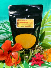 Load image into Gallery viewer, Turmeric Powder  (Organic)  Fresh Hawaii Grown
