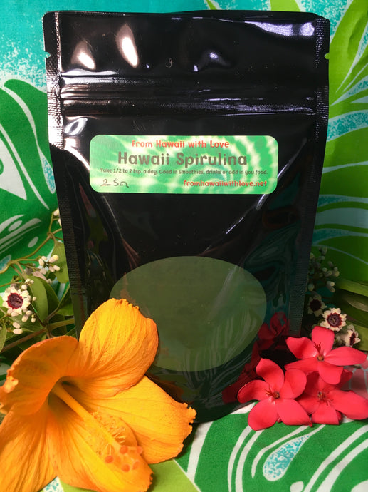 Hawaii Spirulina