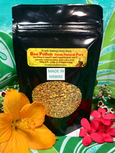 Hawaii Bee Pollen  (Pure – Raw)