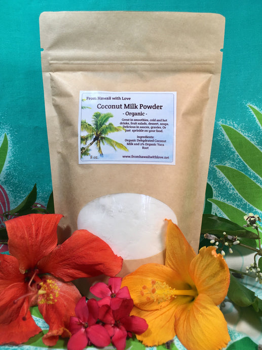 Coconut Milk Powder (Organic)