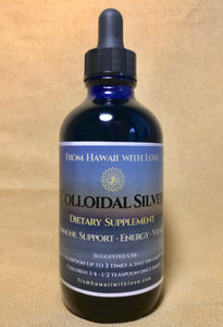 Colloidal Silver -20 ppm