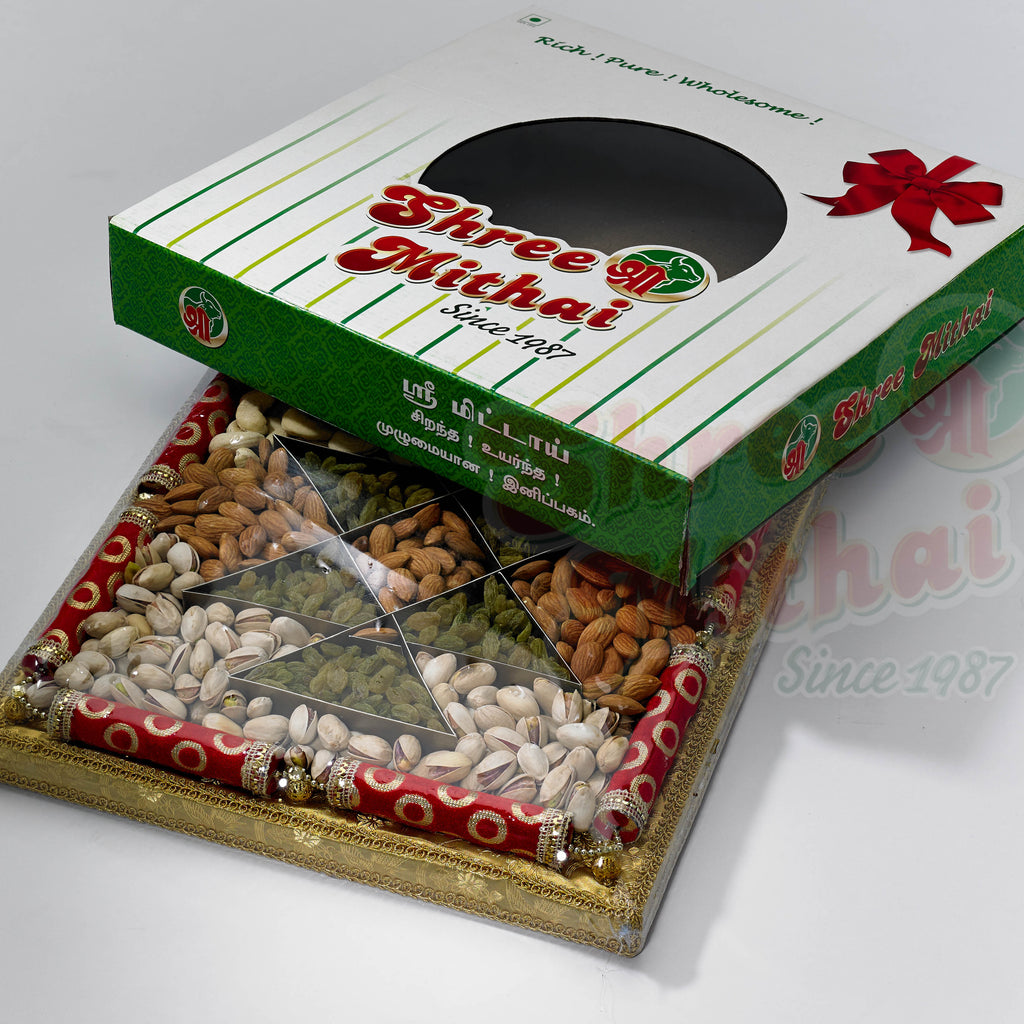 Dry Fruit Tray MED