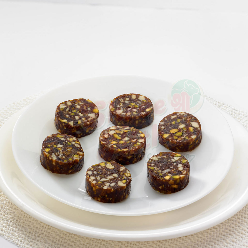 Dates Dry Fruit Burfi