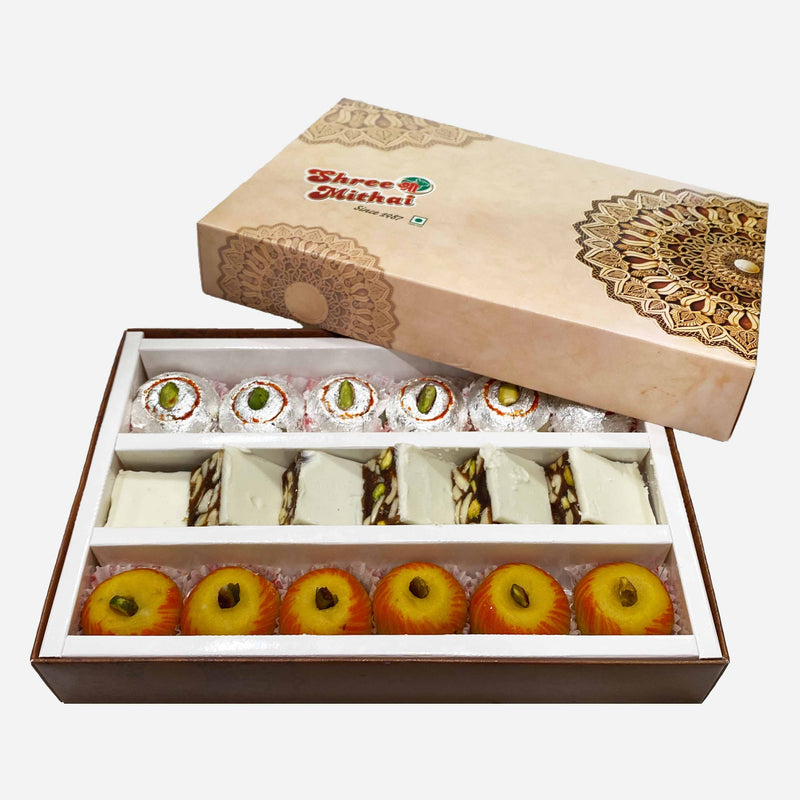 Saturn Assorted Sweets (500 Gms)
