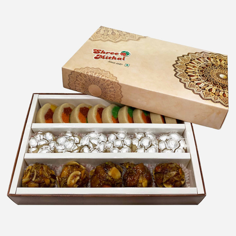 Venus Assorted Sweets (500 Gms)