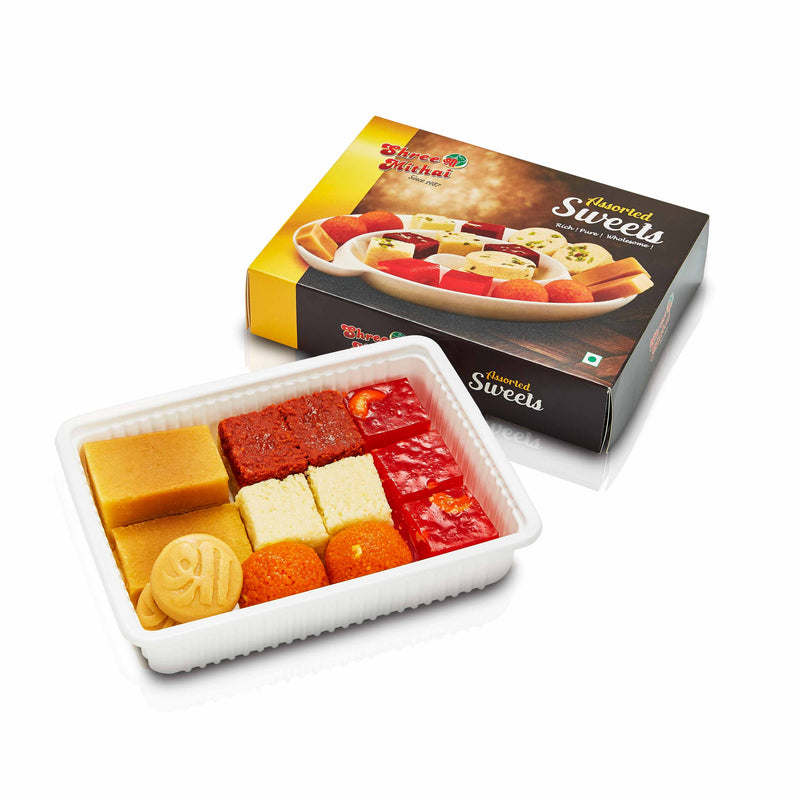 Indus Assorted Sweets