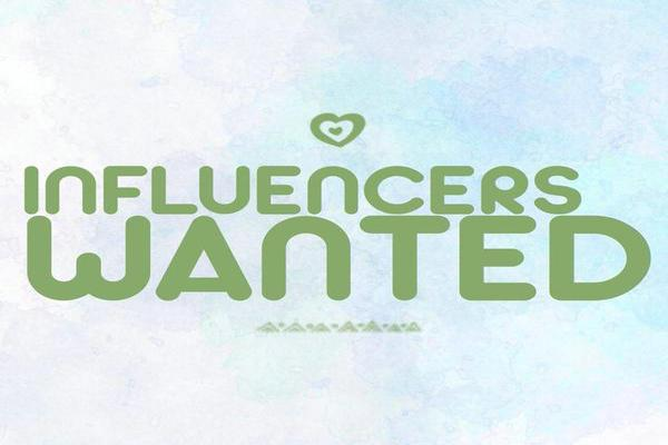 Matein Influencer Wanted