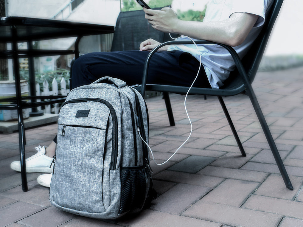 Matein Mllasic Backpack with charging port