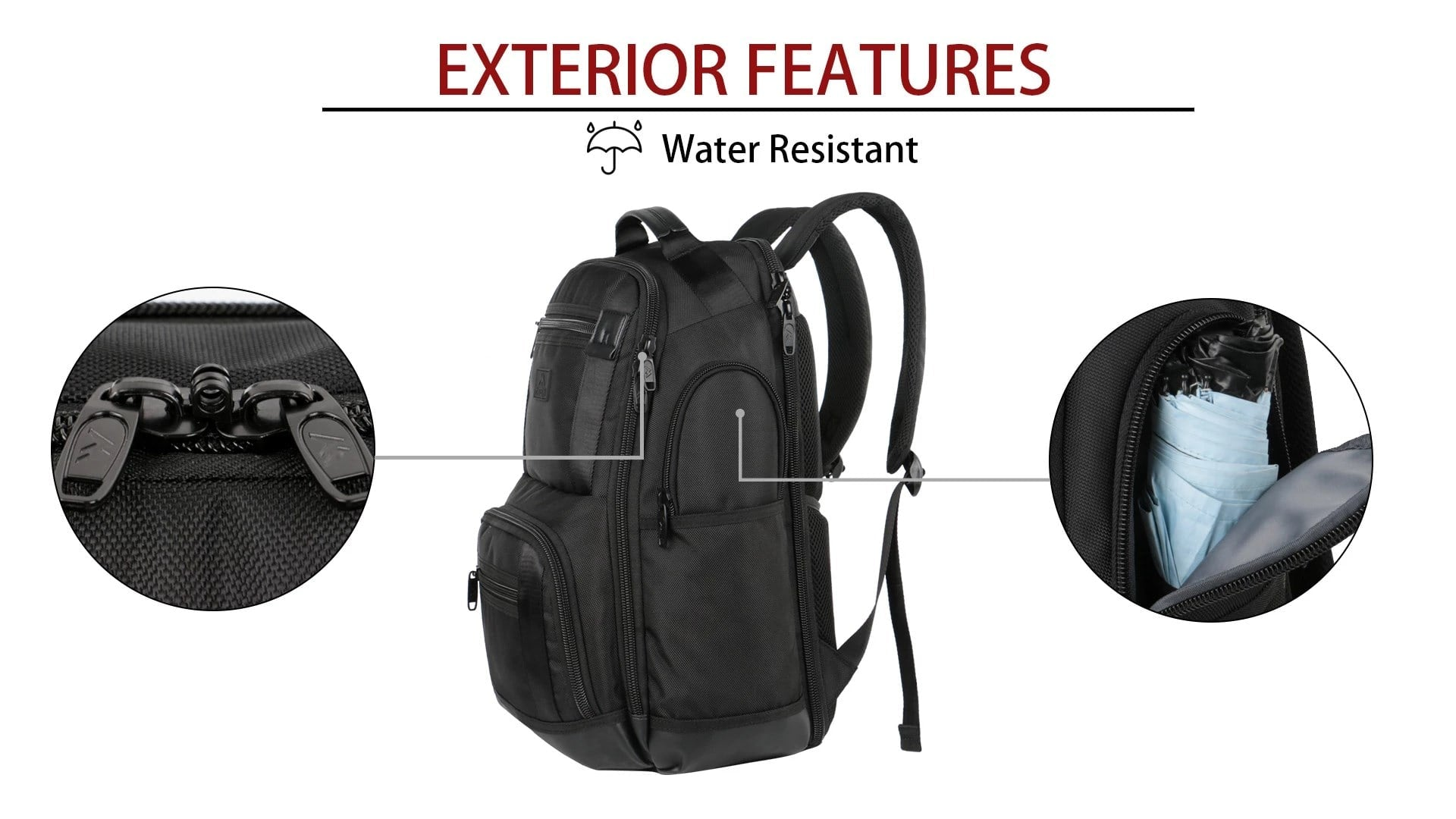 Matein Thamen Backpack
