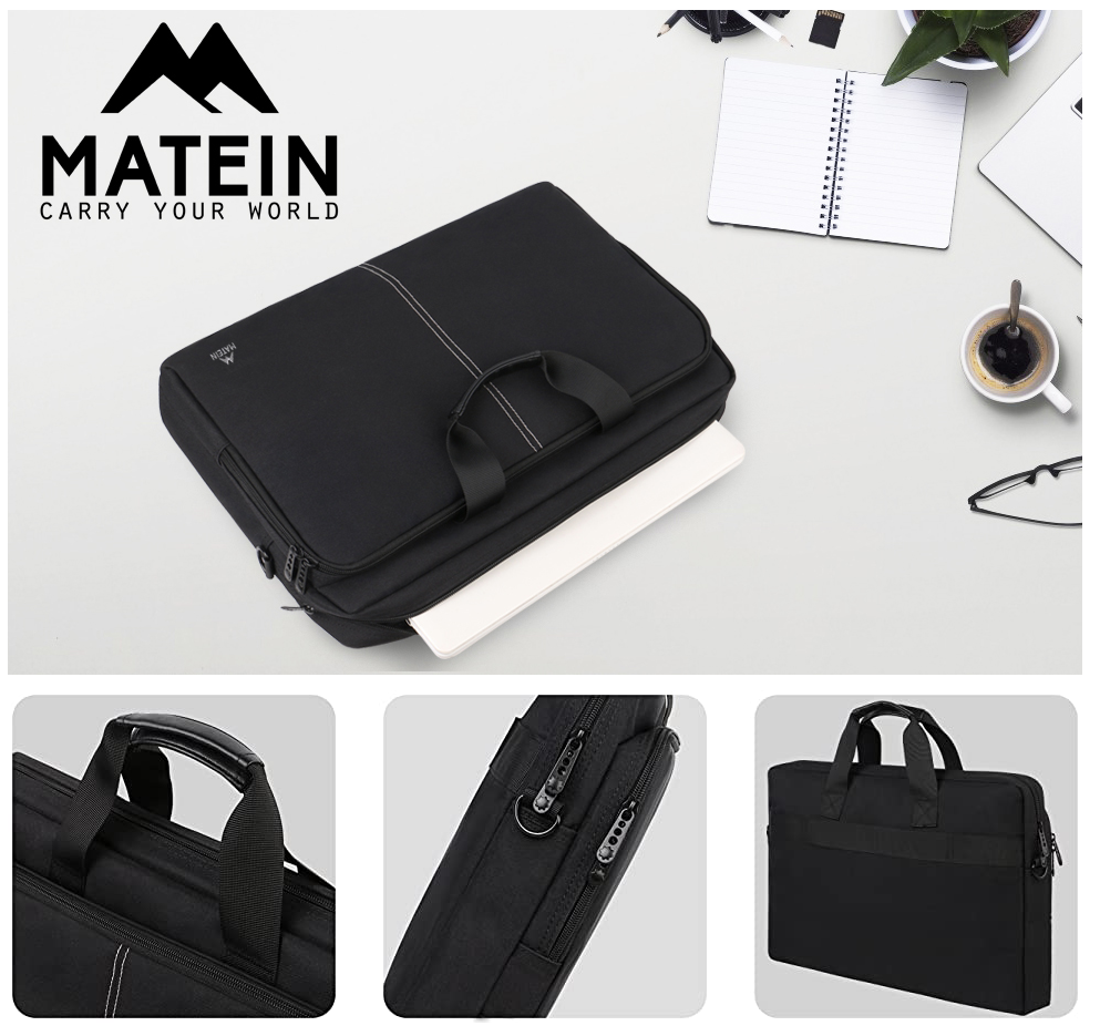 Matein Laptop Carrying Case Slim Bag - travel laptop backpack