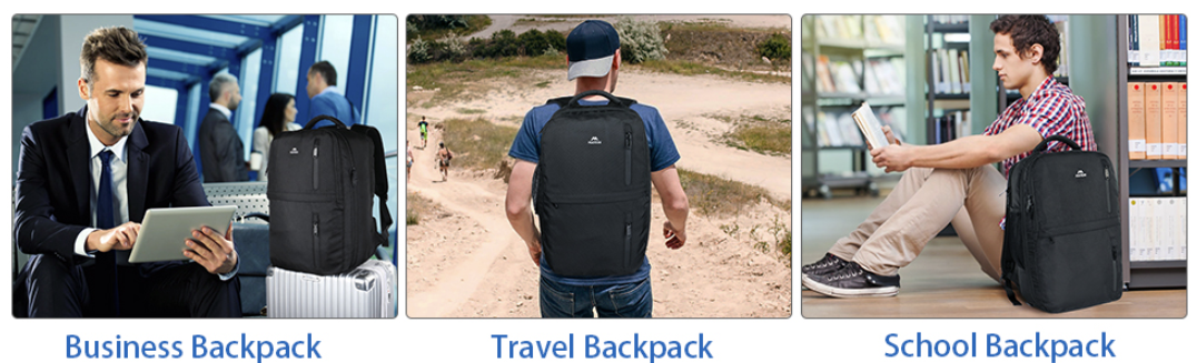 Matein carry on backpack