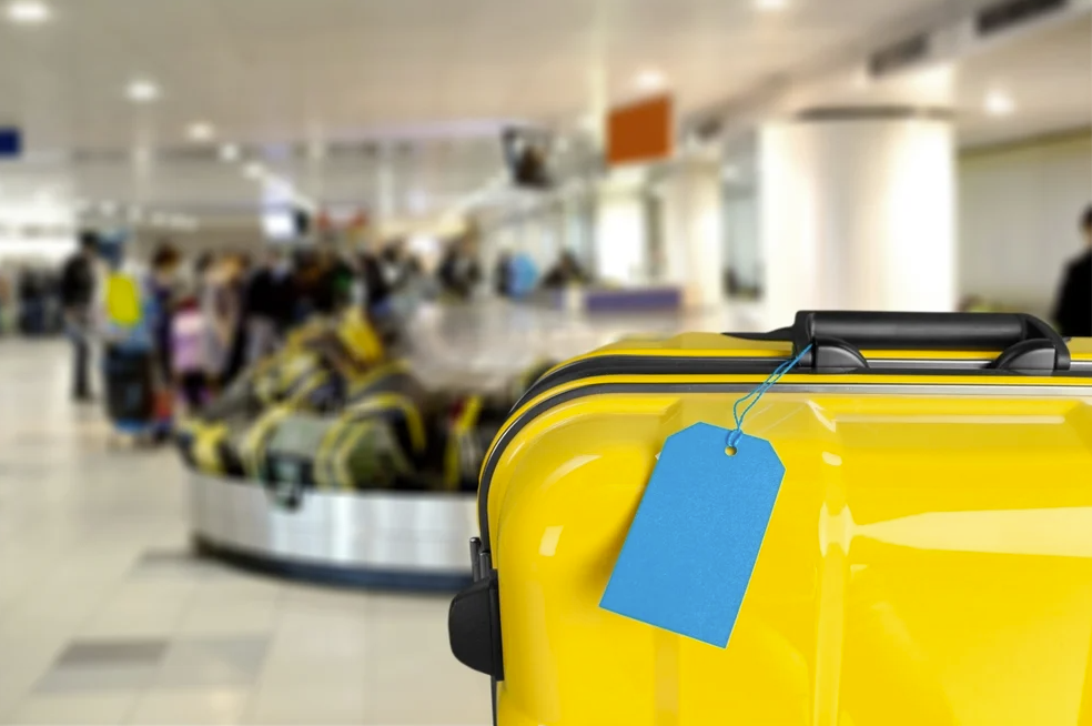 Precautions for luggages check in before the journey