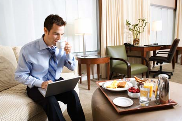 How to Stay Healthy During Business Travel?
