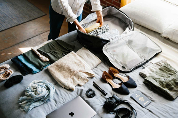 Five Packing Tips for Forgetful People