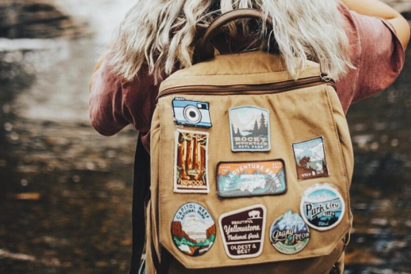 How to Sew the Patch on Your Backpack?