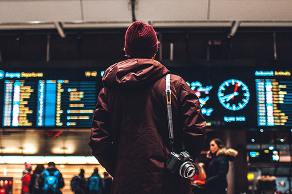 6 travel hacks to prevent airport stress