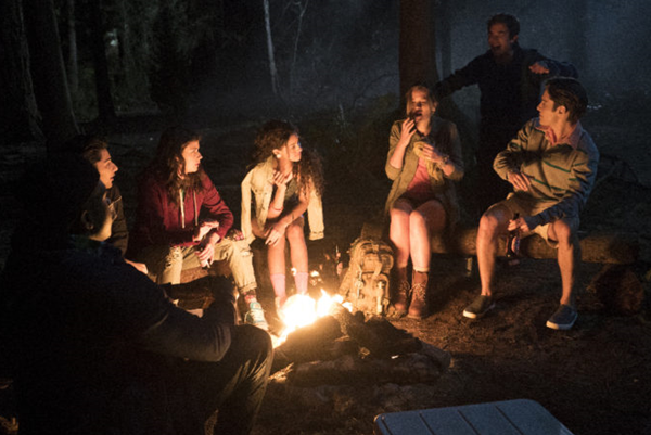 How to Judge the Time of Darkness When Go Camping?