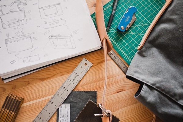 The Key Processes in Making a Bag