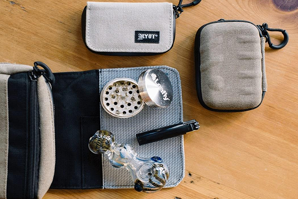 Do you need a smell proof bag?